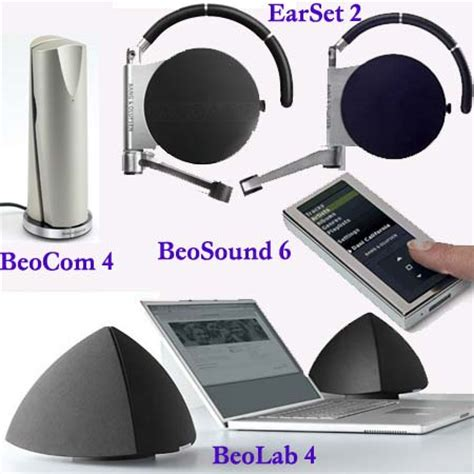 Olufsens Earset 2 Bluetooth Headset Gets Reviews by Olufsen Offers Beosound 6 Earset 2 Beocom 4 And