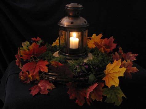 Crystie s blog fall wedding centerpiece ideas