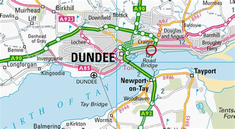 Scottish Homes And Interiors Dundee Map Google Search Maps Of Dundee Pinterest