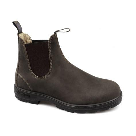 blundstone 584 nubuck waterproof chelsea boots brown buy