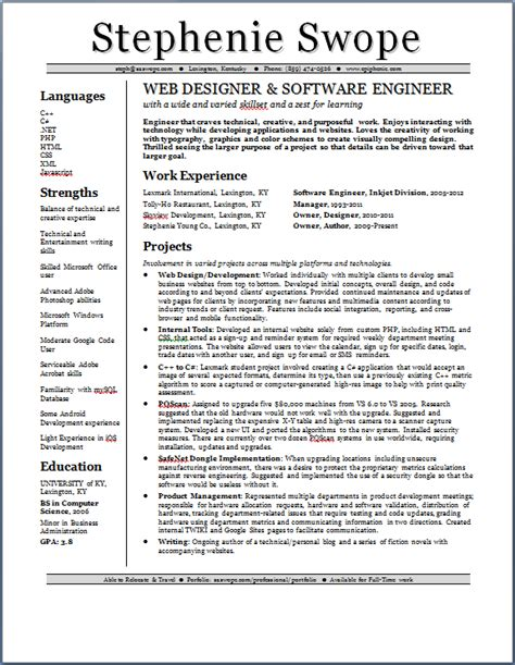 Word Document Resume by Doing Work On Your Series 5 Epiphenie