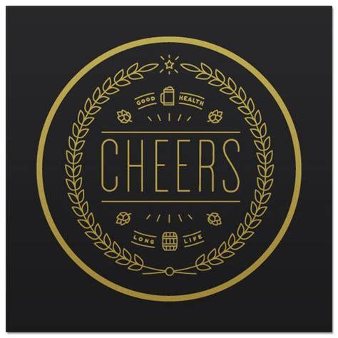 Loggo Cheers Hi cheer logo inspiration and bon appetit on