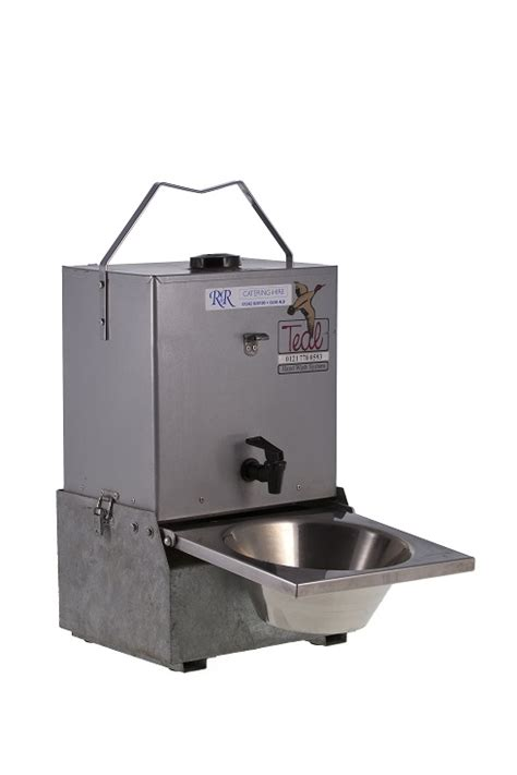 mobile hand wash unit r r catering hire ltd portable hand wash unit 6ltr 600cl