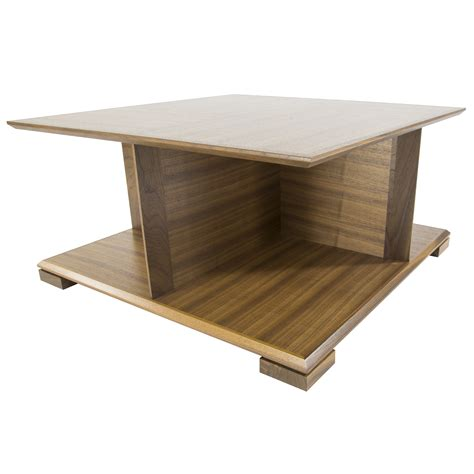 modern coffee table cabinet maker nyc