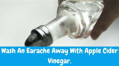clean s ears with apple cider vinegar 5 silly truths you learn about earache remedies as a parent