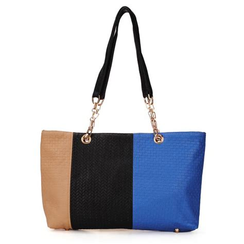 Transitions Color Block Handbag by Color Block Patchwork Handbag Alex Nld