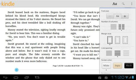 kindle app for android updates for kindle android and apps bring much needed new features the ebook reader
