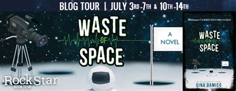 Waste Of Space Mba 3 by Literature Tour Review And Giveaway