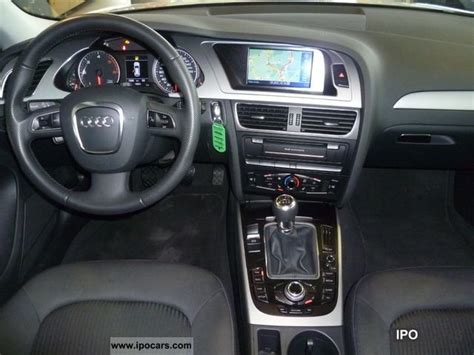 old car repair manuals 2010 audi a4 navigation system 2010 audi a4 avant 2 0 tdi navigation xenon plus car photo and specs