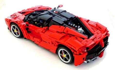 lego laferrari moc lego technic laferrari rc pf lego technic