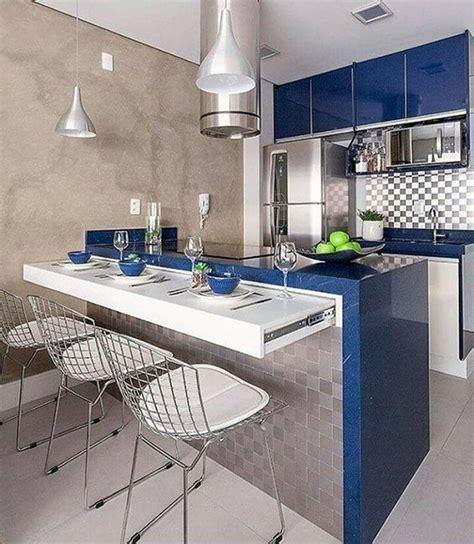 cozinha  ilha central mais de  modelos de projetos