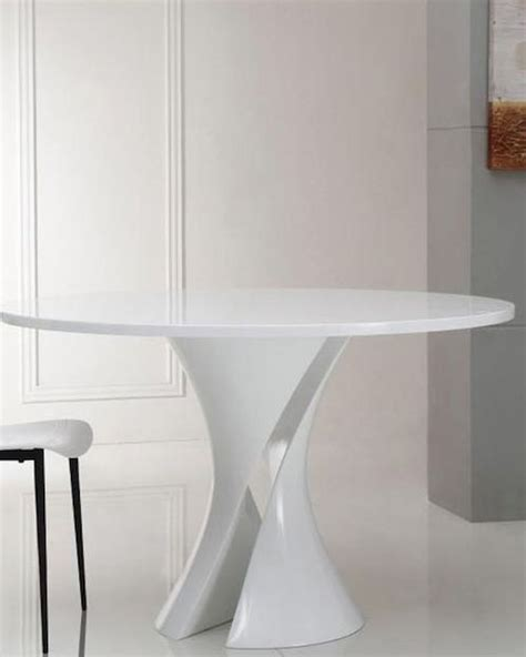 white lacquer dining table modern white lacquer dining table 44d1154dt