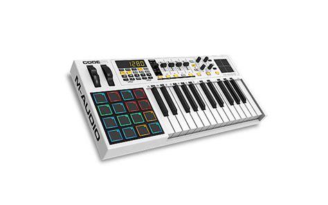 Garageband Midi Keyboard M Audio Code 25 Usb Midi Controller Keyboard For