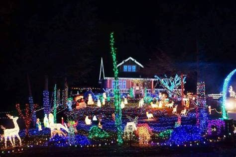 best holiday light show awesome christmas light displays in seattle