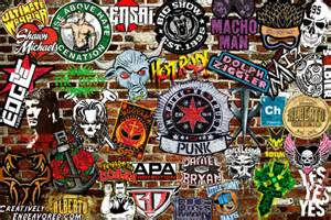 wallpaper stickers wallpaper wednesday wwe sticker wallpaper hittin the