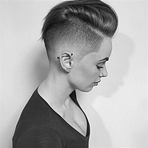 fade hairstyle for women 18 taper fade haircut ideas designs design trends