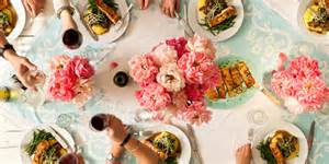 what is flower food food and flower pairings to decorate your dining table