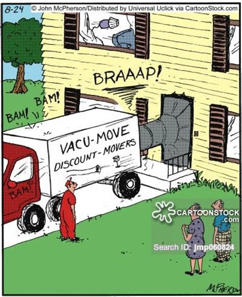 Packing And Moving Tips by Moving House Cartoons And Comics Funny Pictures From