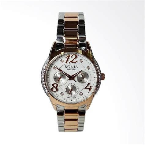 Jam Tangan Bonia S53 Rosegold jual bonia bnb10420 2615s stainless steel jam tangan
