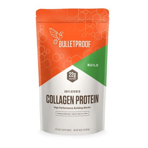 Collagen Peptide bulletproof 174 upgraded collagen protein