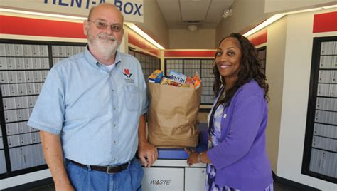 Harrison Food Pantry by Postal Service Food Pantry Team Up The Selma Times Journal