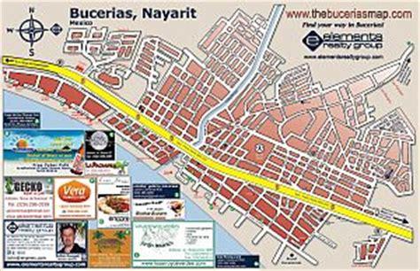 bucerias nayarit    map