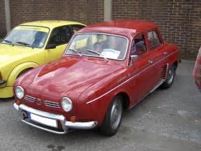 1963 Renault Dauphine 1963 Renault Dauphine Information And Photos Momentcar