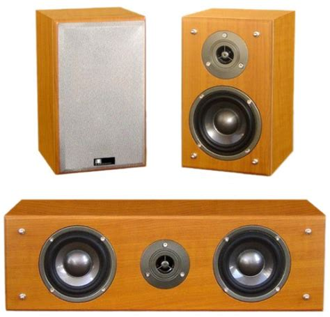 home theater  wireless rear speakers pure acoustics