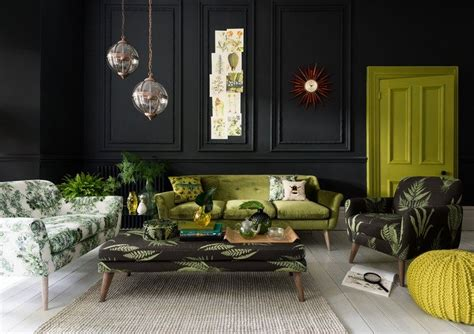 Home Decor Trends Uk 2015 | id 233 e d 233 co salon aux couleurs 233 nergisantes pour doper l ambiance festive