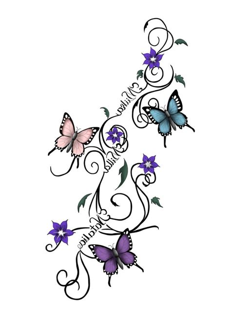 butterfly tattoo song archives tattoo design and art