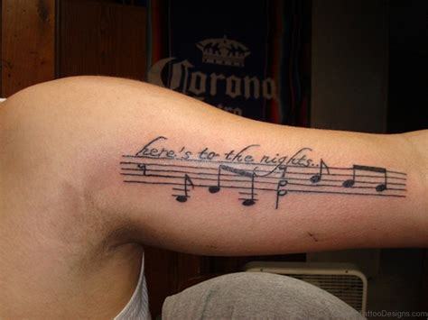 tattoo designs related to music 30 awesome tattoos for boys