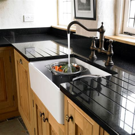 Step Inside This Period Country Kitchen Ideal Home Beautiful Kitchen Sinks