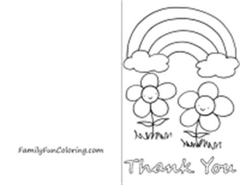 printable thank you cards to color printable thank you cards to color familyfuncoloring