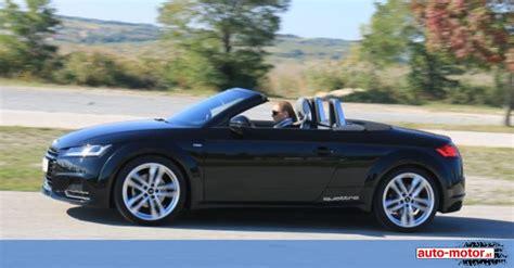Der Neue Audi Tt by Der Neue Audi Tt Roadster Testbericht Auto Motor At