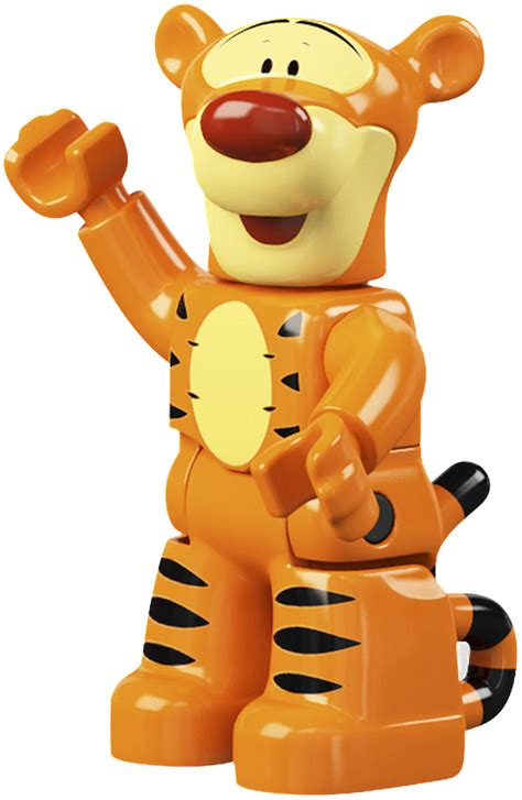 Lego Duplo Eeyore Winnie The Pooh Friend tigger brickipedia fandom powered by wikia