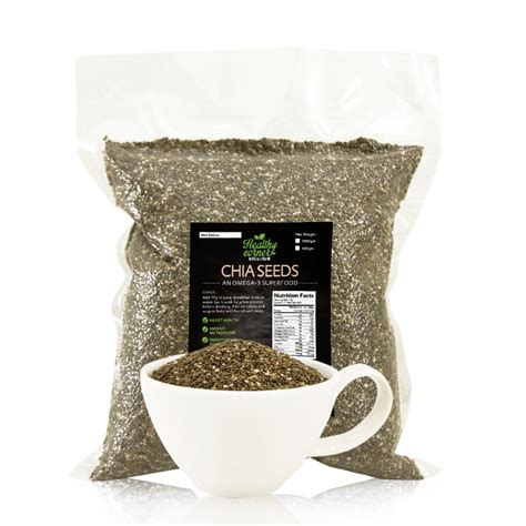healthy corner black chiaseed chia seed 500 gr