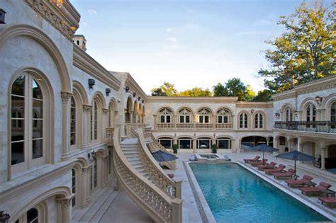 lee najjar house lee najjar s atlanta mega mansion is for sale homes of the rich