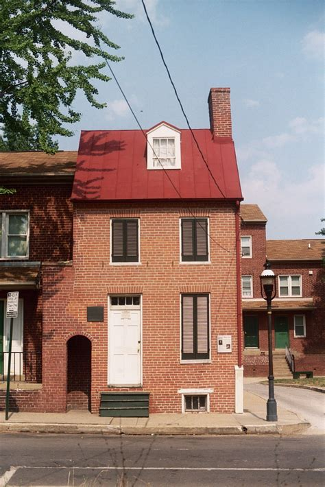 edgar allan poe house 4 reasons to visit the edgar allan poe house and museum the wayside inn