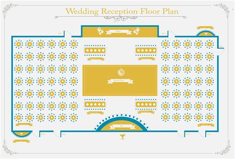 wedding reception layout design wedding trends 2016 gps decors