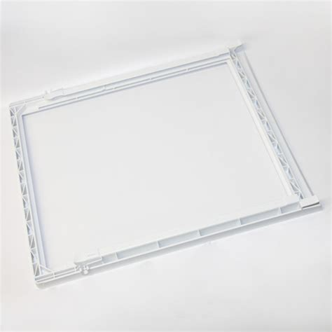 240350702 frigidaire refrigerator shelf frame without glass