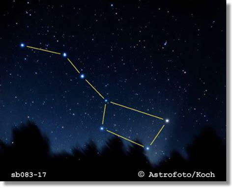 der große wagen sternbild highlights sternbilder