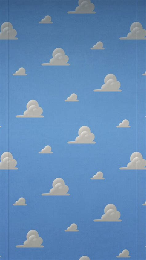 cloud pattern tumblr toy story room iphone wallpaper disney background