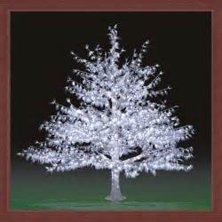 lighted outdoor trees triyae led lights for outdoor trees various design