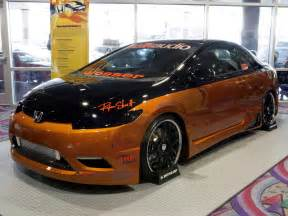 specifications for the honda civic car tuning