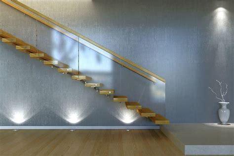 illuminazione scale illuminare le scale