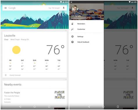 material design google now is your android app upgraded with material design