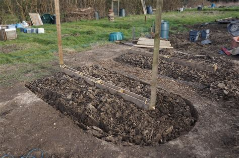 How To Make A Raised Garden Bed Allotment Ideas Amp Designs Upcycling Skipped Construction
