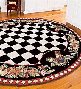 Black And White Checkered Kitchen Rug Rooster Kitchen Rugs 2016 Car Release Date