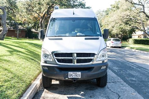 4x4 Sprinter For Sale by Whitefeather Sprinter 4x4 For Sale Autos Post