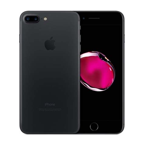 as new iphone 7 plus 256gb black wireless 1